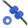 Czech Seedbead 11/0 Blue Oily Opaque